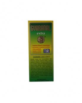 GVARANAL extra 10 tablet guarana, energie, přírodní stimulanty