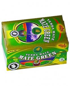 MATE GREEN porcovaný zelený čaj,mate,energie,odvodnění,kofein