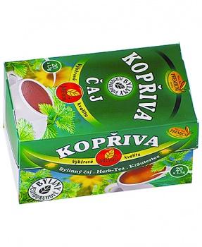 KOPŘIVA čaj porcovaný
