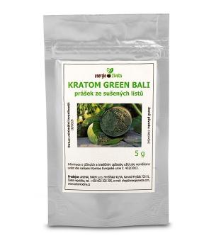 KRATOM GREEN BALI 5 g