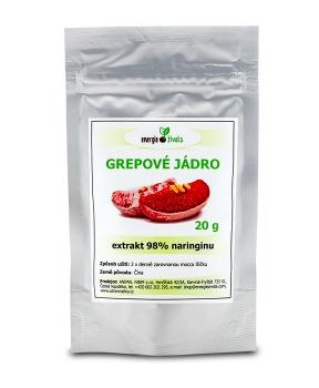 GREPOVÉ JÁDRO 20 g