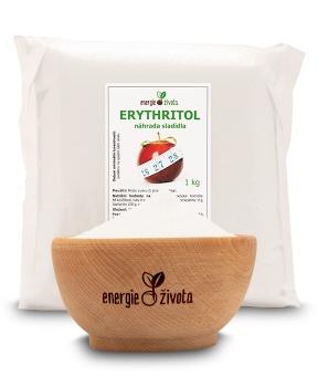 ERYTHRITOL 1000 g hubnutí,sladidlo,dieta,xylitol,štíhlá linie,diabetes,cukrovka,stevie