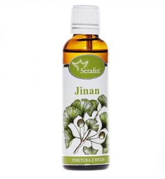 JINAN GINKGO - Z BYLIN 50 ml
