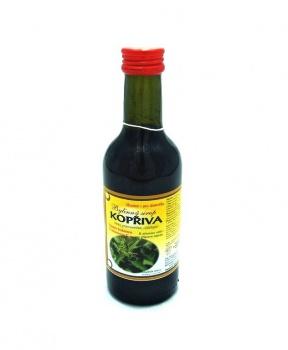 KOPŘIVA - bylinný sirup 250 ml
