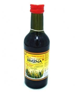 DIVIZNA - bylinný sirup 250 ml