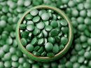 SPIRULINA BIO 200 tablet detoxikace,játra,překyselení,trávení,imunita,energie,antioxidant,srdce,cévy,mořské,řasy,ječmen,chlorella