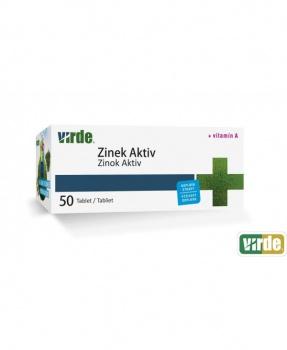 ZINEK AKTIV 30 tablet zinek aktiv virde