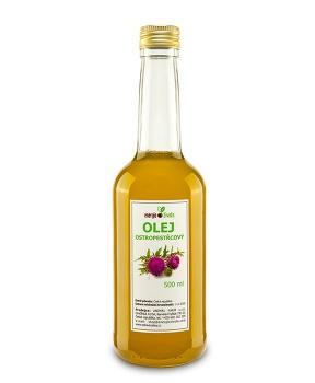 OSTROPESTŘCOVÝ olej