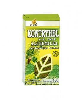 KONTRYHEL NAŤ 40 g kontryhel nať čaj milota 40g