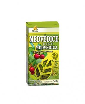MEDVĚDICE LIST 50 g medvědice list čaj milota 50g